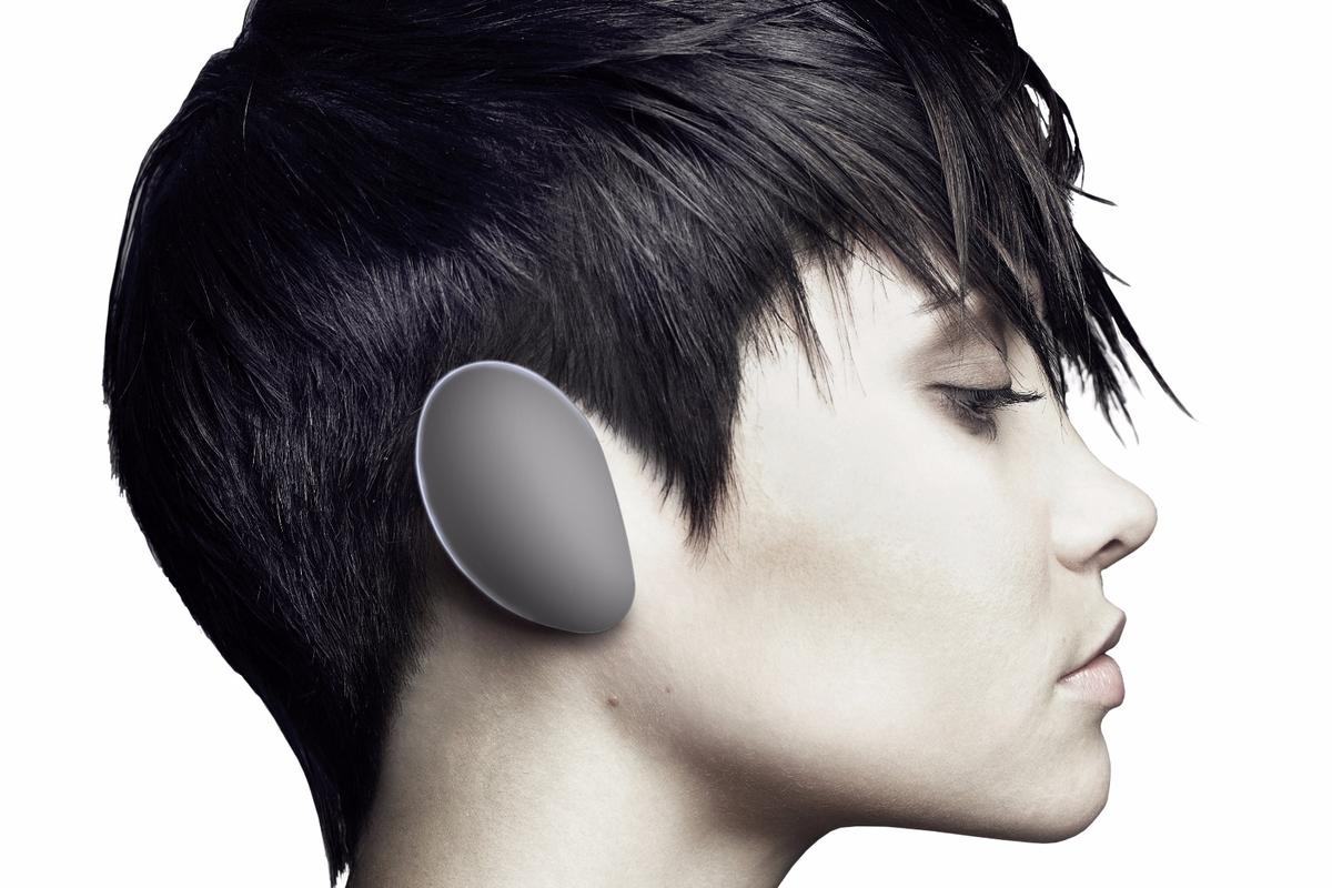 The as yet unnamed earphones are intended to enable multiple wearers to tune into the same device