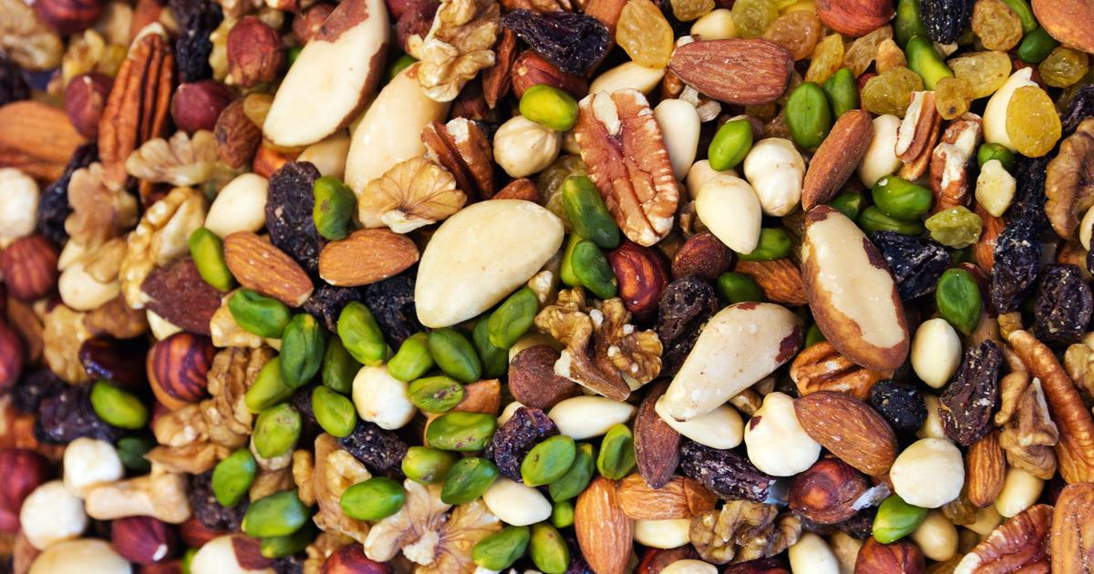 A handful of nuts a day may keep the grim reaper away