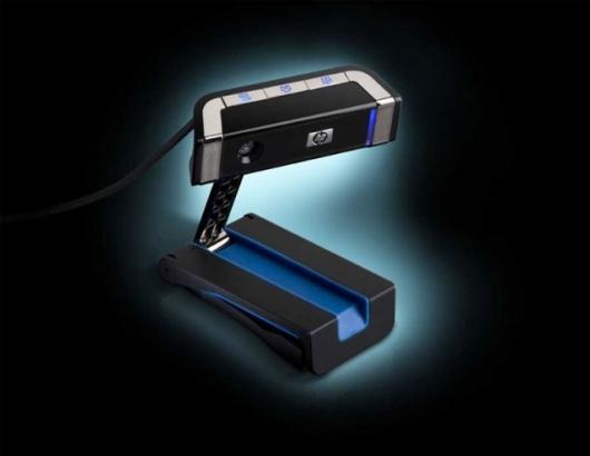 HP Elite Autofocus Webcam