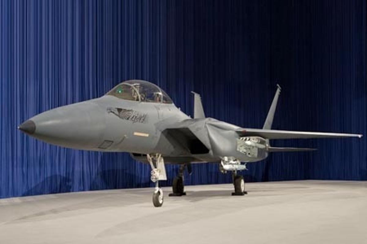 Boeing F-15SE