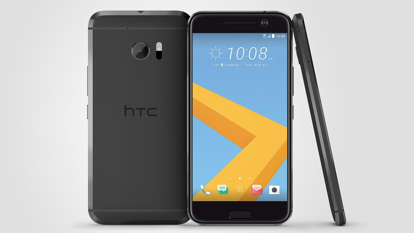 The HTC 10 is here and blends the looks of the HTC One M9 and the HTC One A9