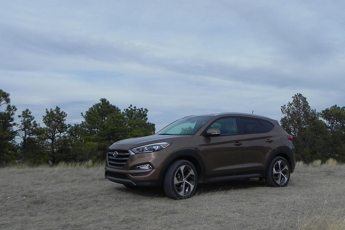 Review: 2016 Hyundai Tucson drives like a Euro sedan
