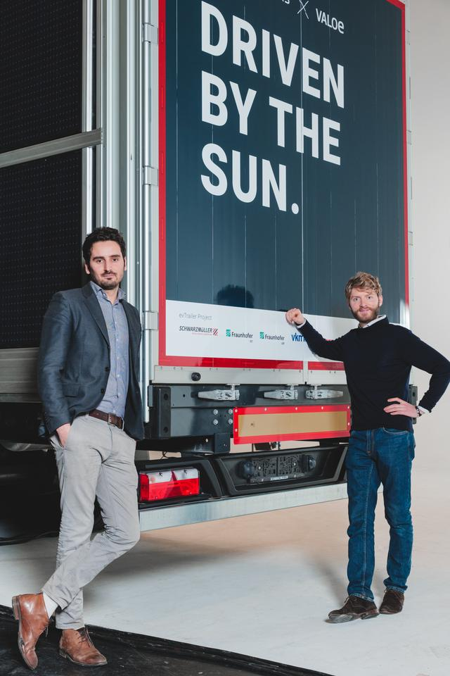 Sono Motors is exploring ways to implement its solar tech into other transport areas, and showed off the first prototype of a PV-packed trailer for heavy good haulage at CES 2021