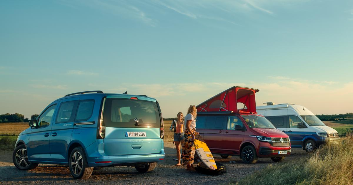 Compact Campers: Good things come in small packages
