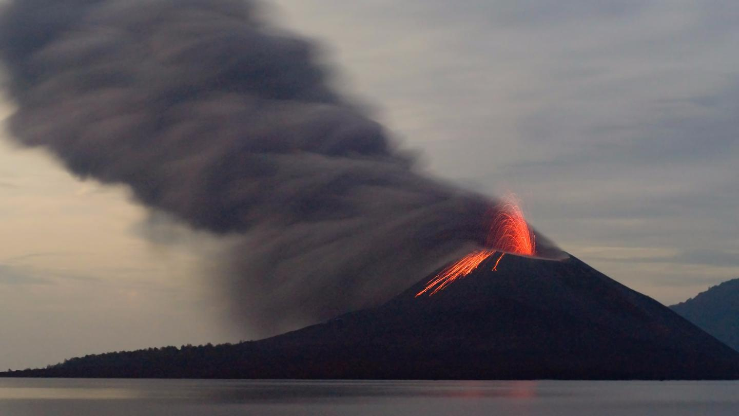 Evidence has been uncovered linking volcanic eruptions to one of the most rapid periods of global warming in Earth's history