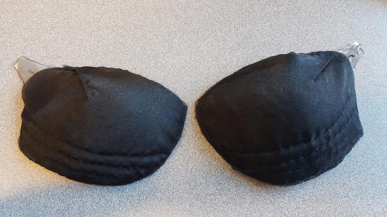 The bikini's pollution-absorbing Sponge inserts