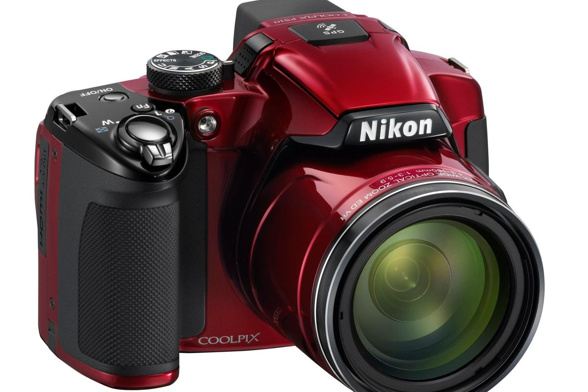 Nikon has scheduled a February release for nine new COOLPIX cameras, including the P510 ultrazoom (shown)