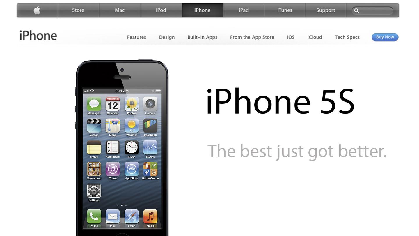 According to The Wall Street Journal, Apple will soon put the iPhone 5's successor into production