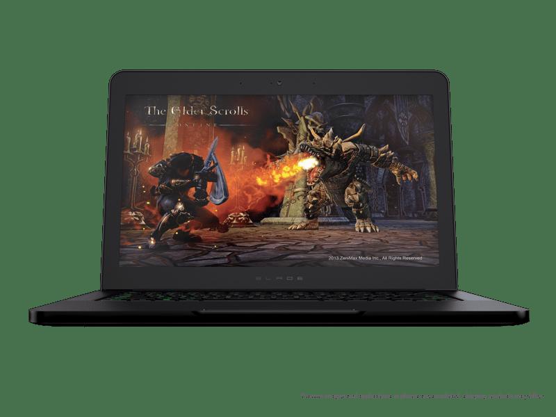 Razer's new 14-inch Blade laptop