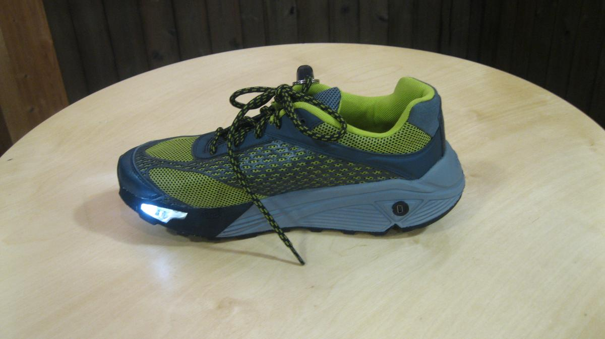 Vibram shows its Concept Smart Sole at Outdoor Retailer