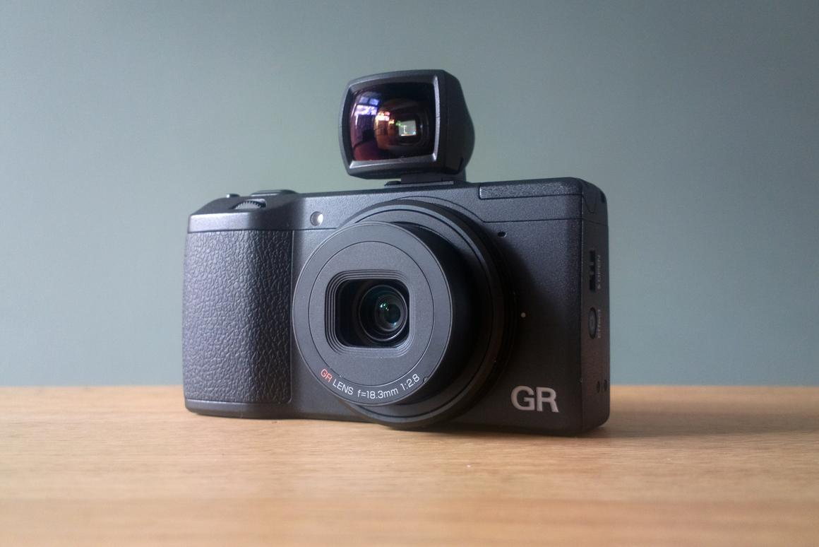 The Ricoh GR has received an autofocus boost with a new firmware update