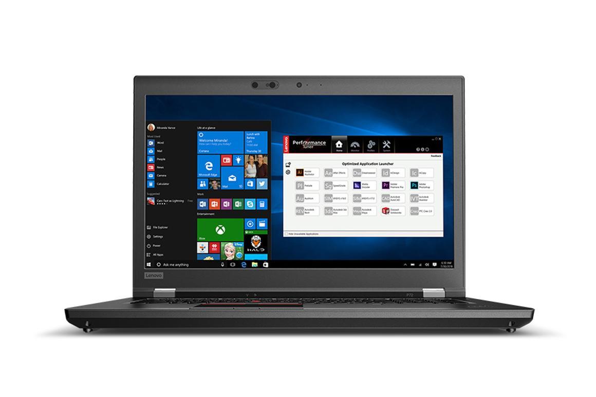 Lenovo crams workstation power into ultra-thin ThinkPad P1