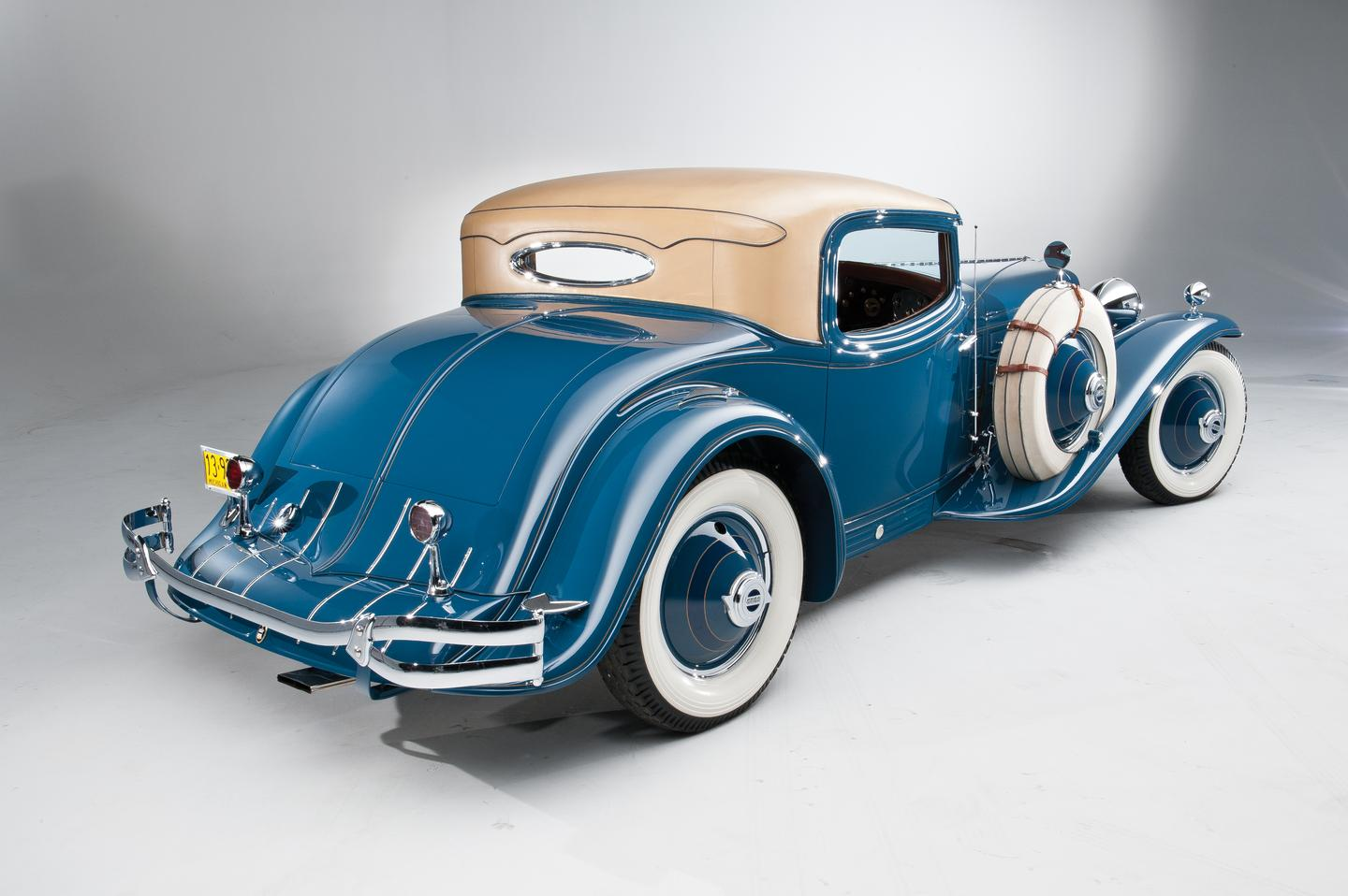 The Hayes-bodied Cord L-29 Special Coupe Image © RM Auctions and Darin Schnabel