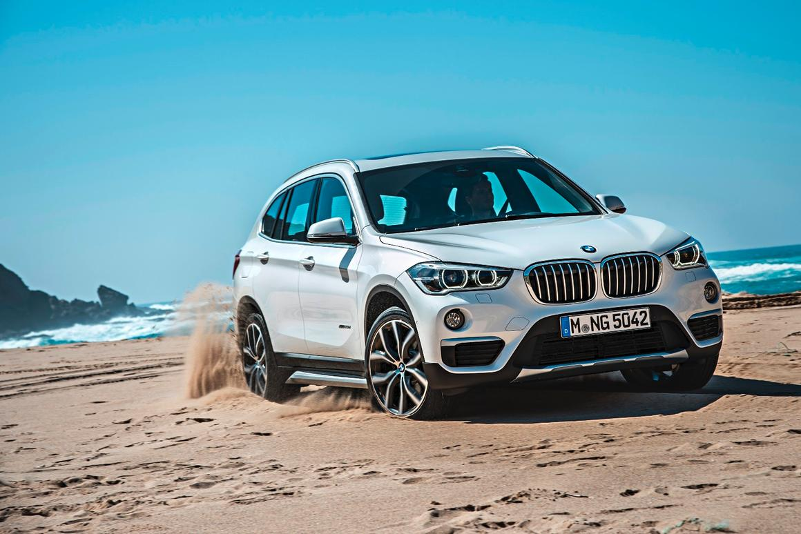 The new BMW X1 has grown in size, but is no longer rear wheel drive