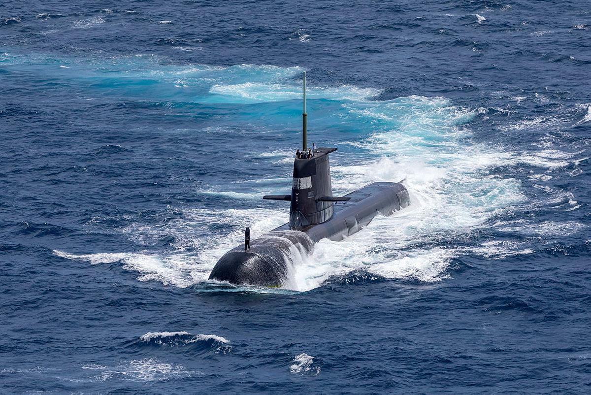 The agreement will replace the RAN's Collins class submarines with nuclear-powered boats