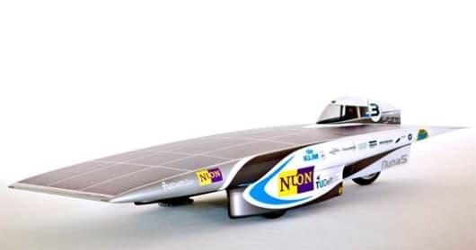 Four time Solar Challenge winners unveil new car Nuna5
