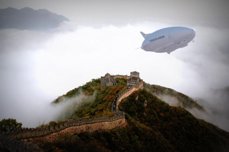 Hybrid Air Vehicles has announced two new developments that could lead to the Airlander 10's use in the field of tourism