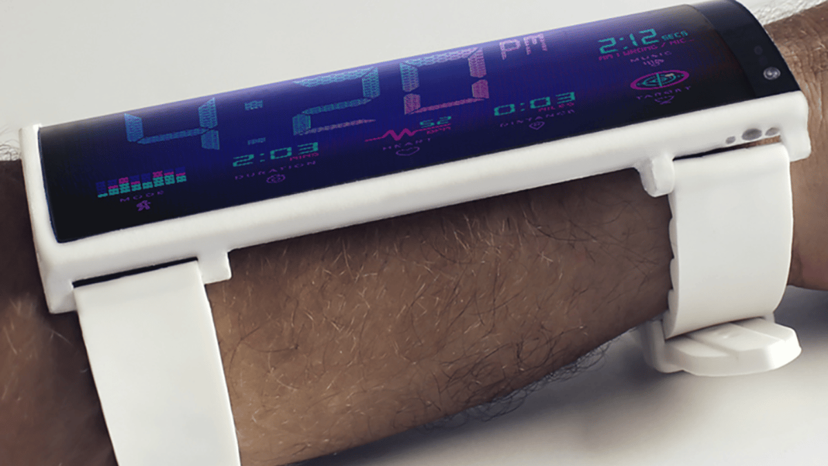 The Portal is an ambitious wearable that acts as a wearable and a smartphone