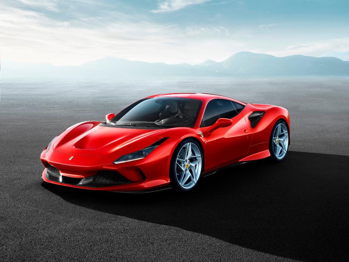 F8 Tributo: Ferrari'smost powerful V8 supercar ever with 710 twin-turbohorsepower