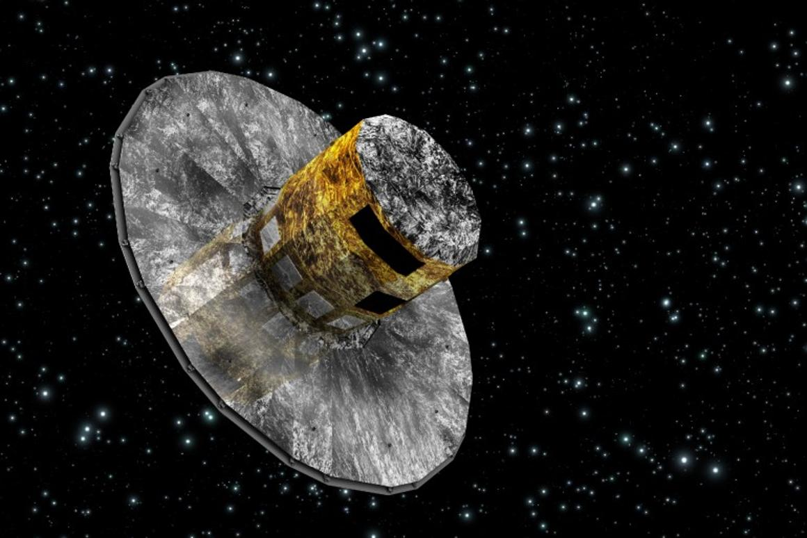 During its nominal five-year mission, Gaia will scout the skies cataloging a billion stars in the Milky Way (Image: ESA)