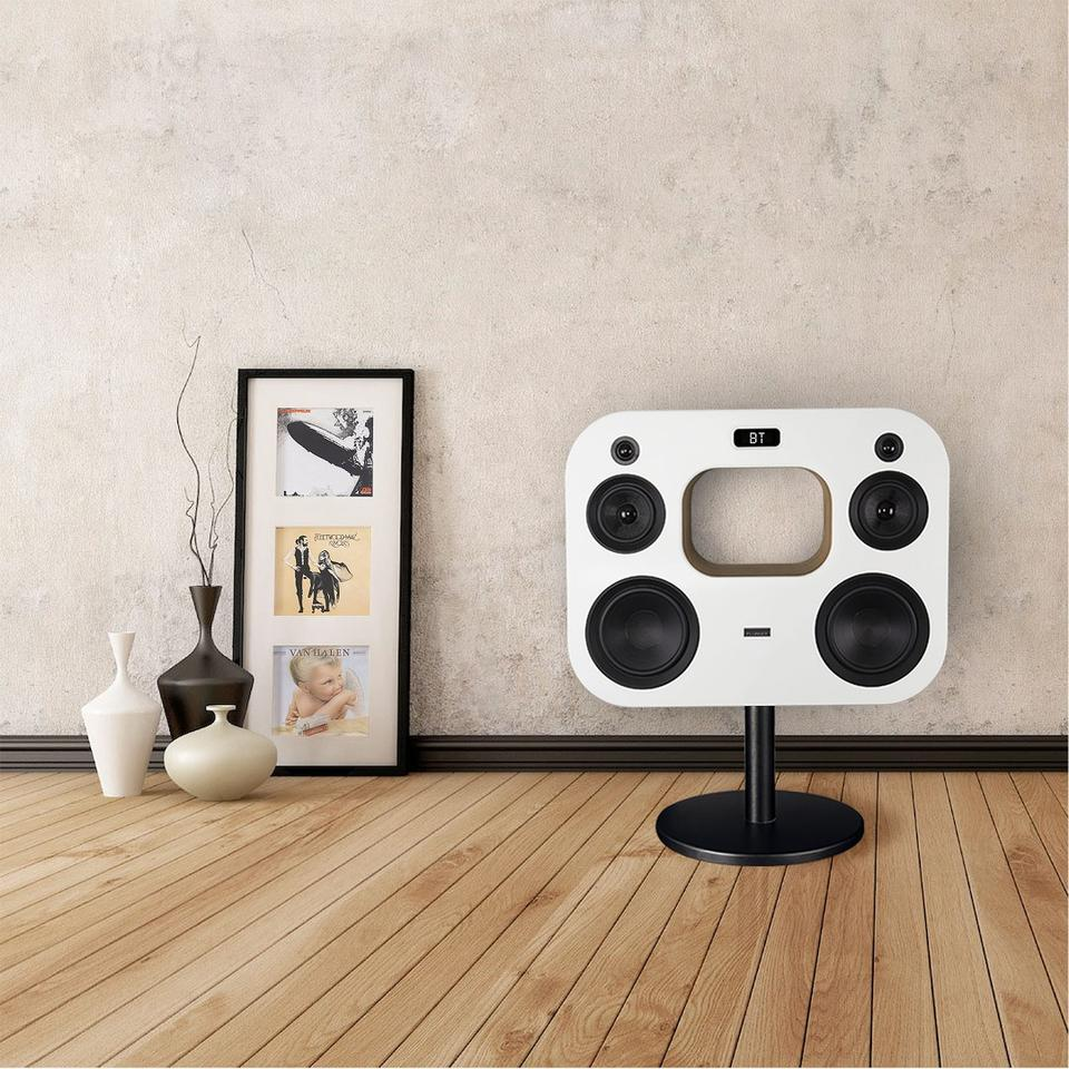 The Fi70 Bluetooth speaker system from Fluance