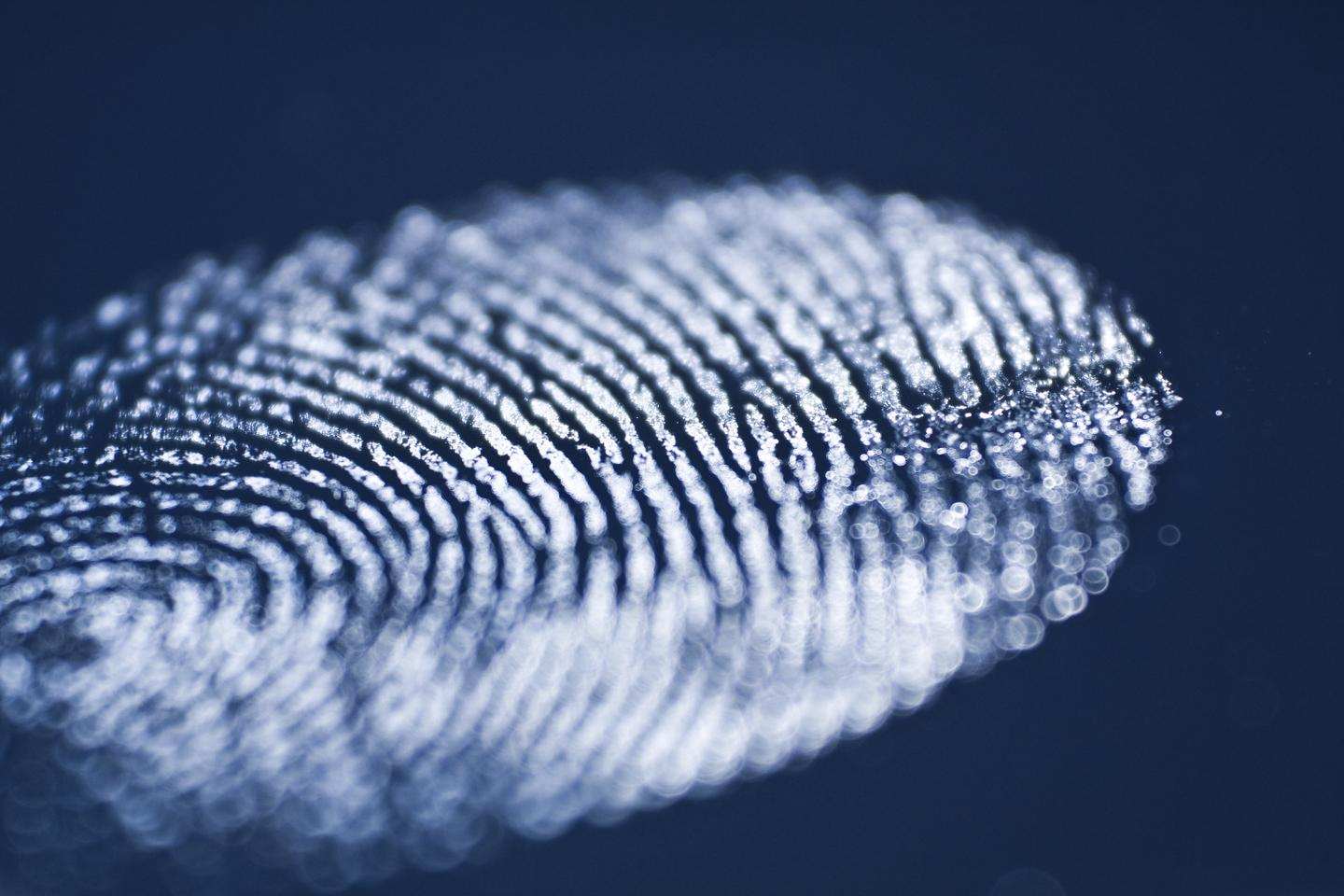 The technique involves the detection of chemicals in the fingerprint, which are given off when cocaine is used