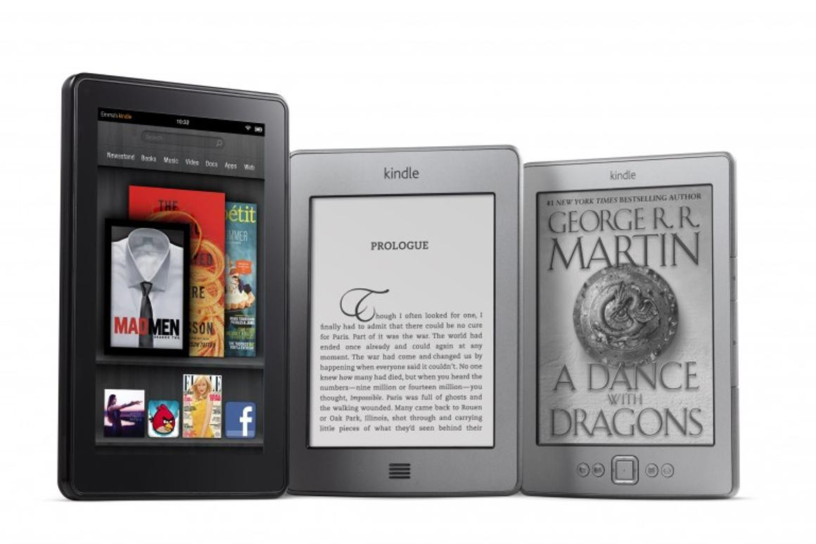 Amazon has announced deals to sell its Kindle line through offline retailers Best Buy and office supply giant Staples