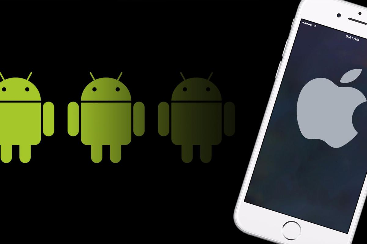 How to switch from an Android to an iPhone without losing your data