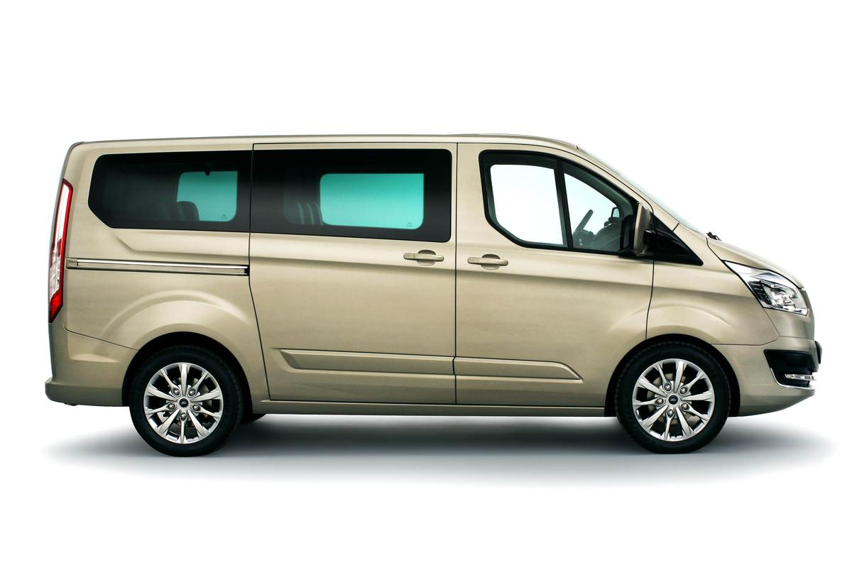 The Ford Tourneo Custom Concept