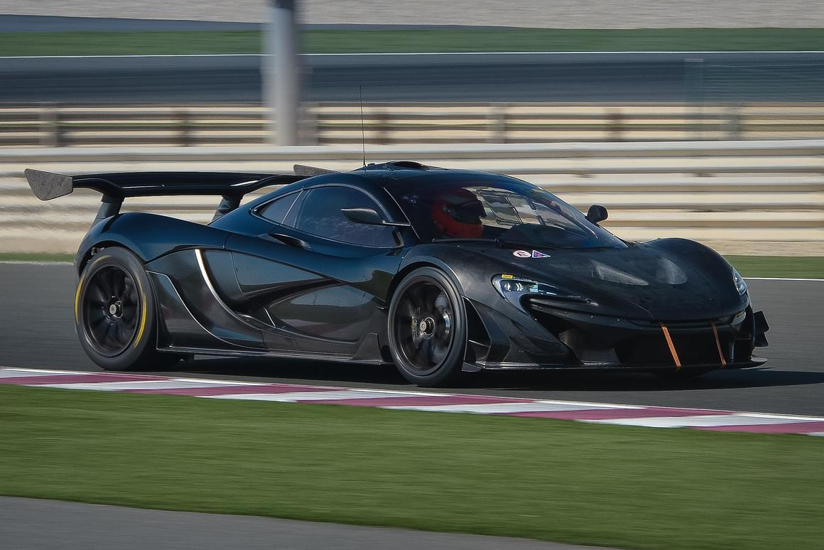 The McLaren GTR will be the automaker's most exclusive, powerful car to date