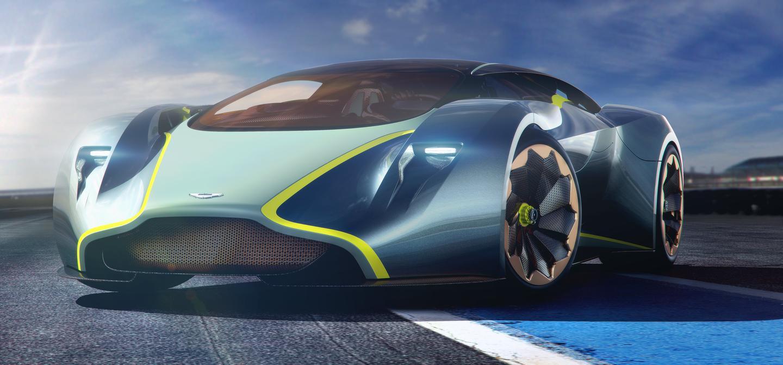 The Aston Martin Design Prototype 100, Vision Gran Turismo