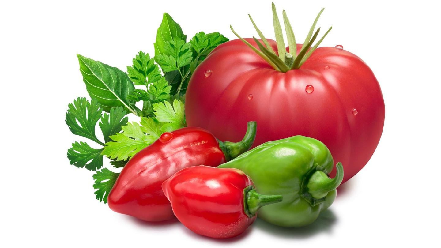 Tomatoes could hypothetically be gene-edited to produce the same spicy compounds found in hot chili peppers