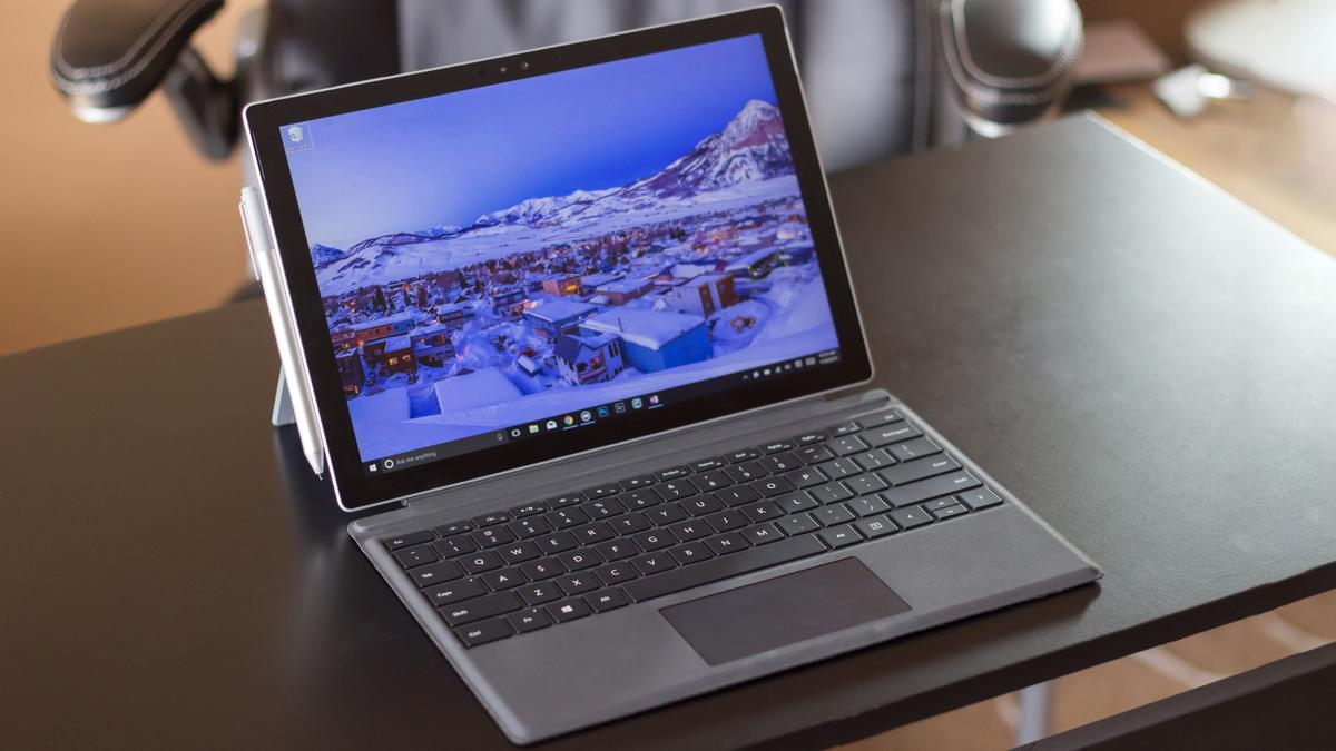 The experience of using the Surface Pro 4 is upgraded more than its appearance is
