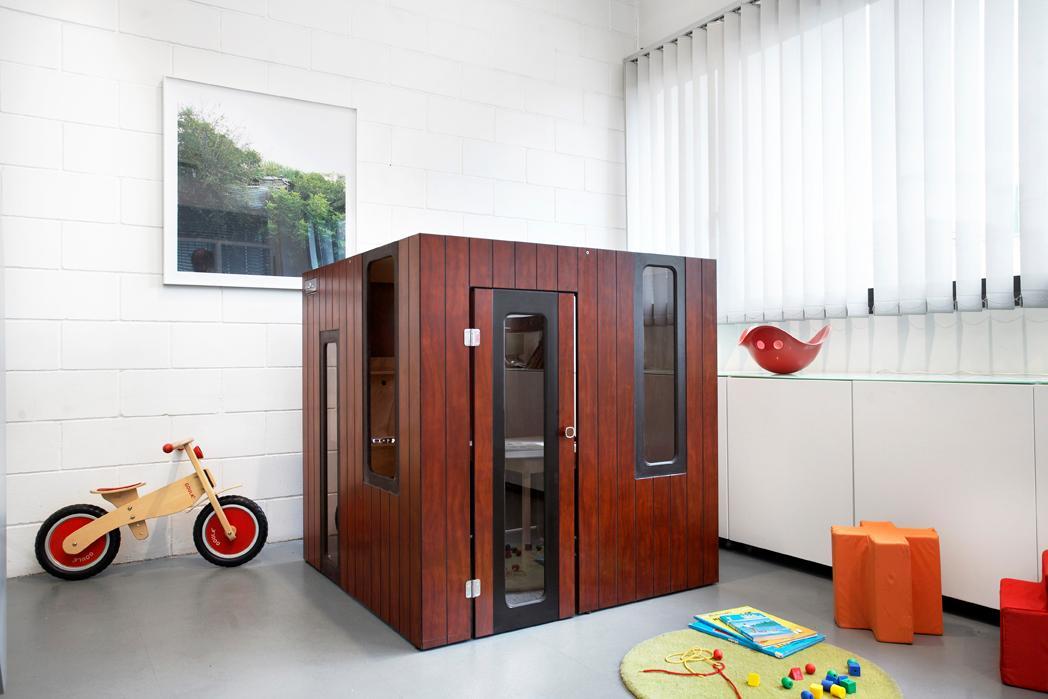 The indoor version of the Hobbiken