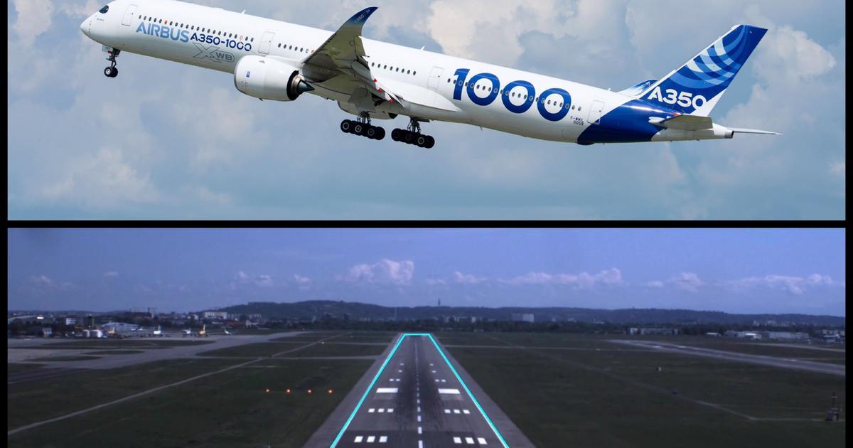 Autonomous Airbus aces autopilot taxi, takeoff and landing tests