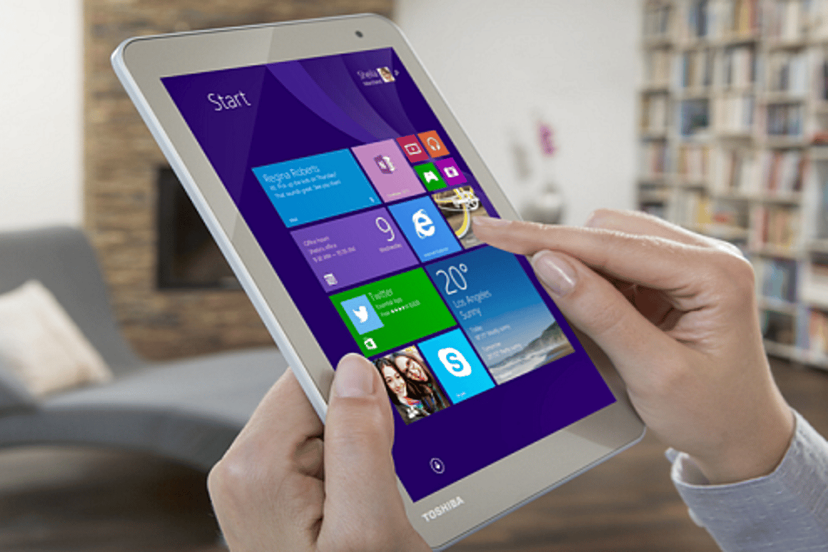 Gizmag reviews the 8-in Toshiba Encore 2 tablet