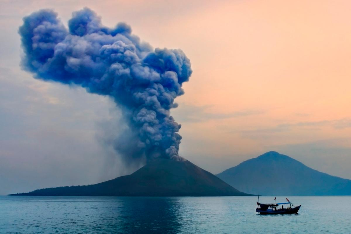 New research shows how ash from volcanic eruptions could trigger drastic climate shifts, as was the case in 1816