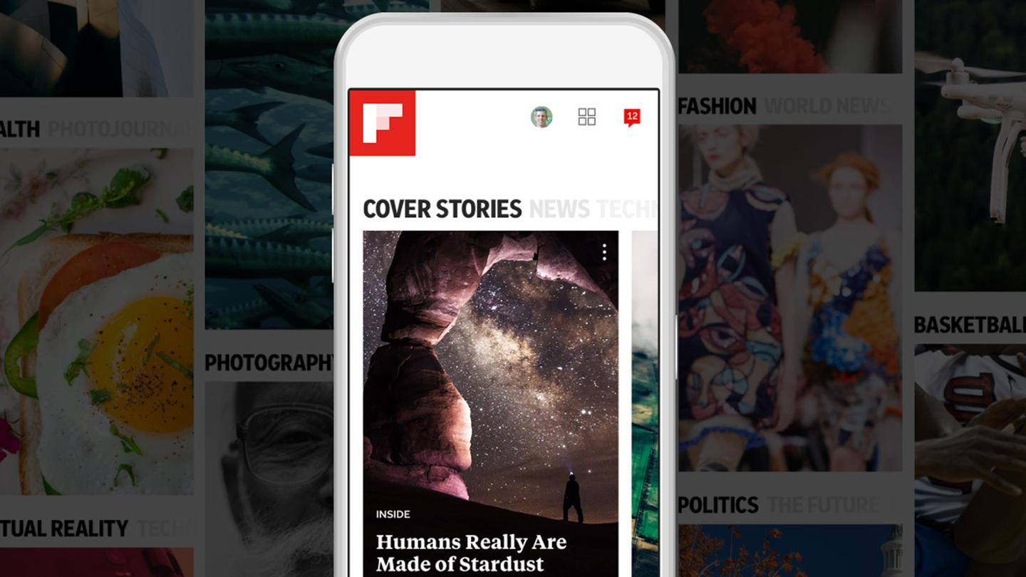Flipboard 4.0 is rolling out today, and with it, interest-specific Smart Magazines
