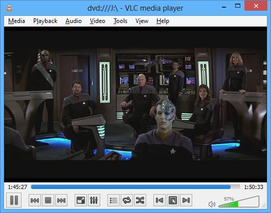 VLC for Windows allows you to play several video and audio formats including DVDs, which makes it a perfect solution for Windows 8