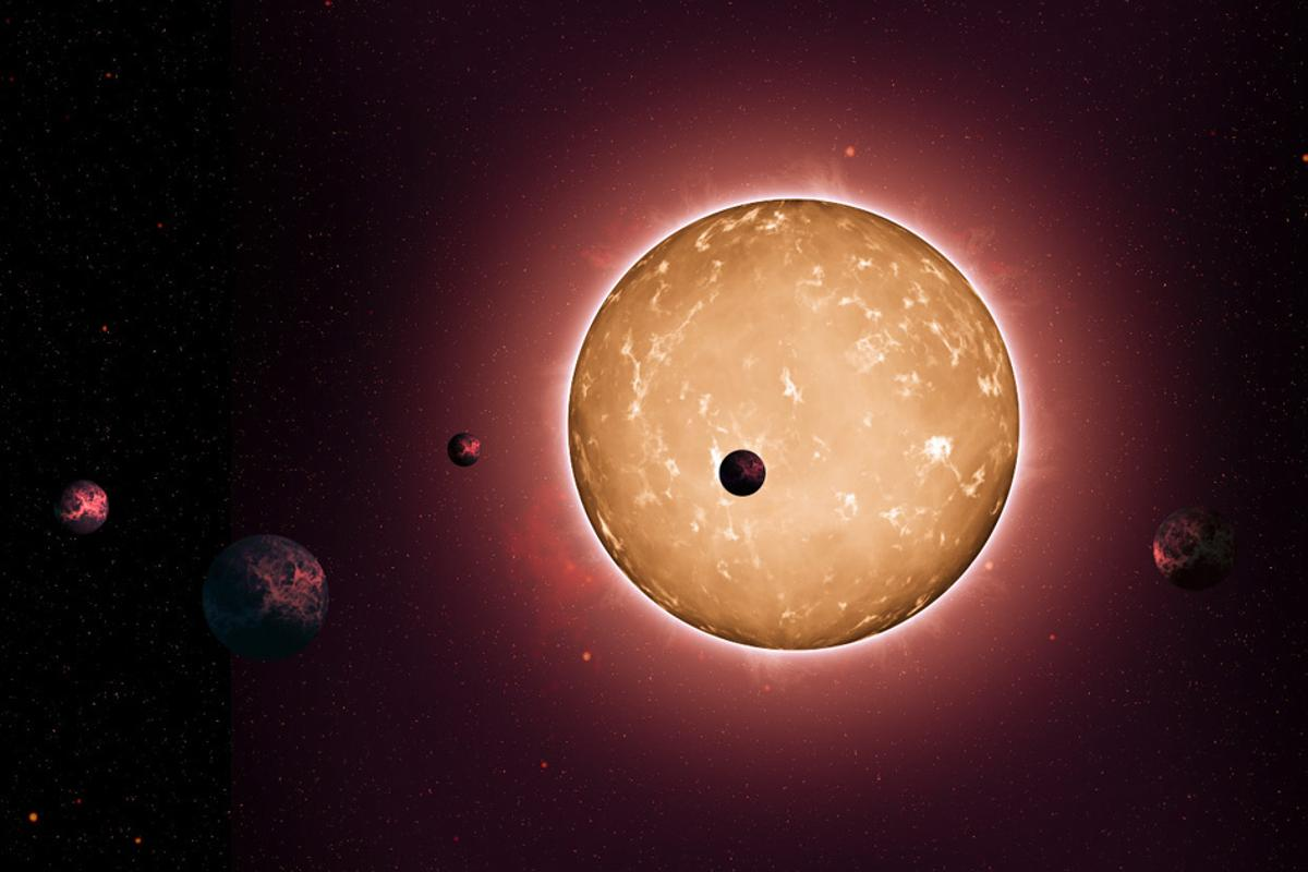 The study focused on solar systems with pre-known characteristics hosting Earth-sized exoplanets