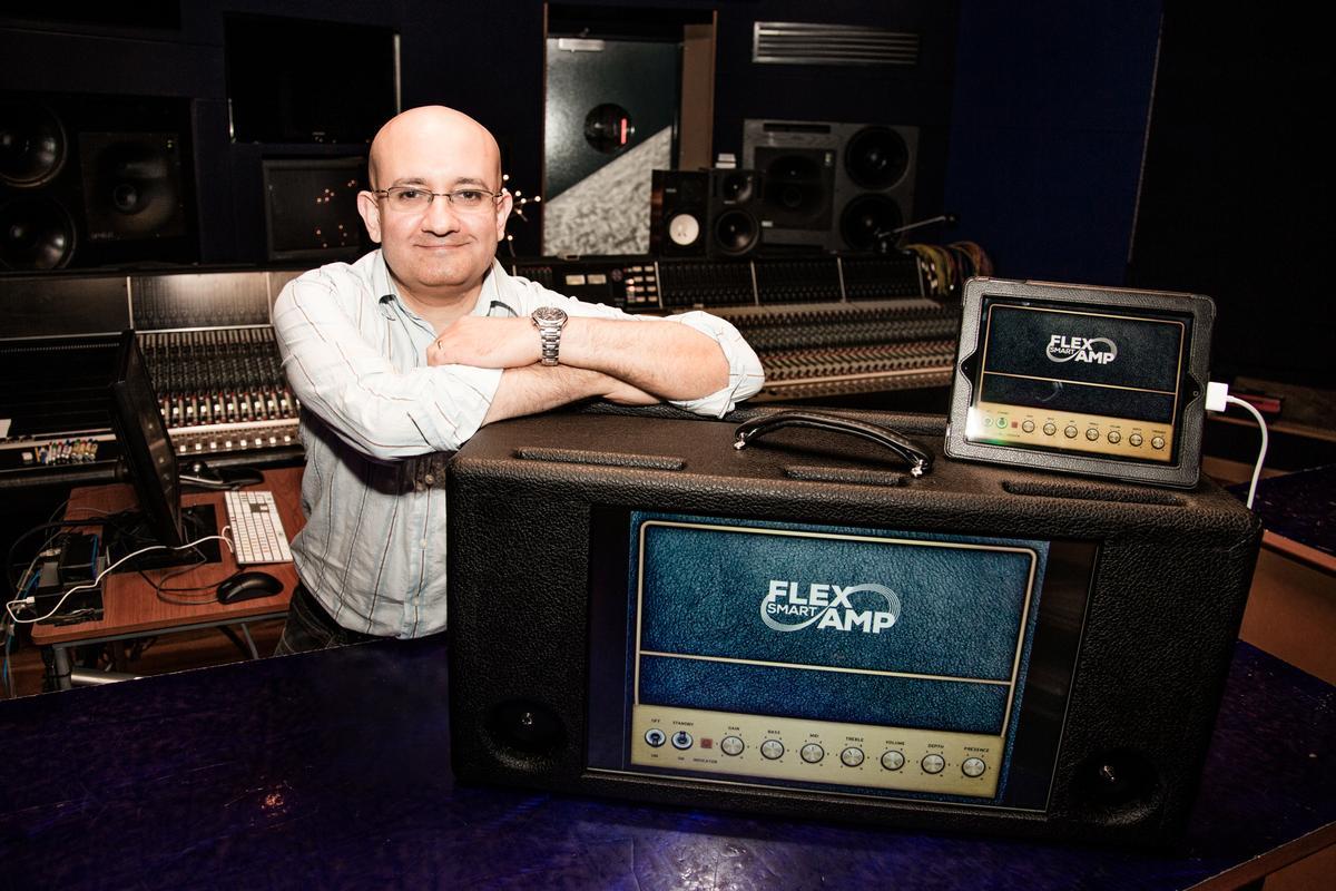 Michael Ibrahim, creator of the Flex SmartAmp