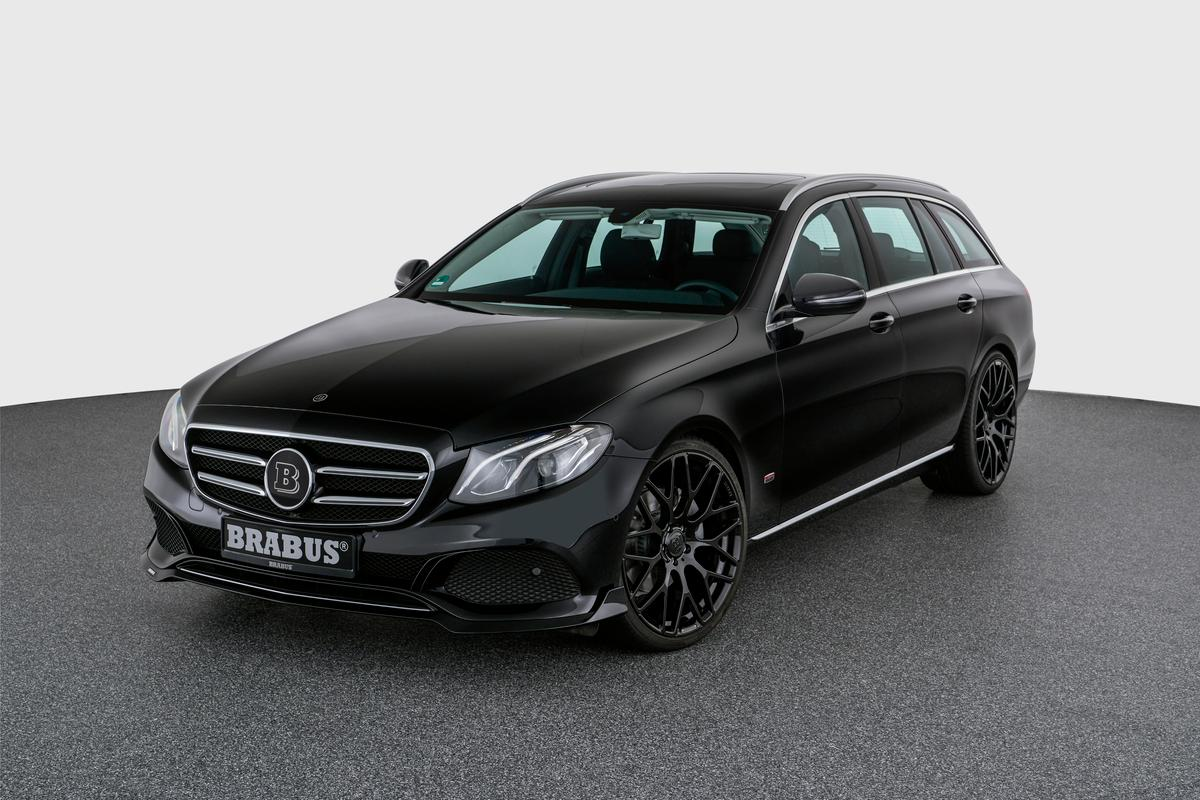 The Brabus E-Class Estate