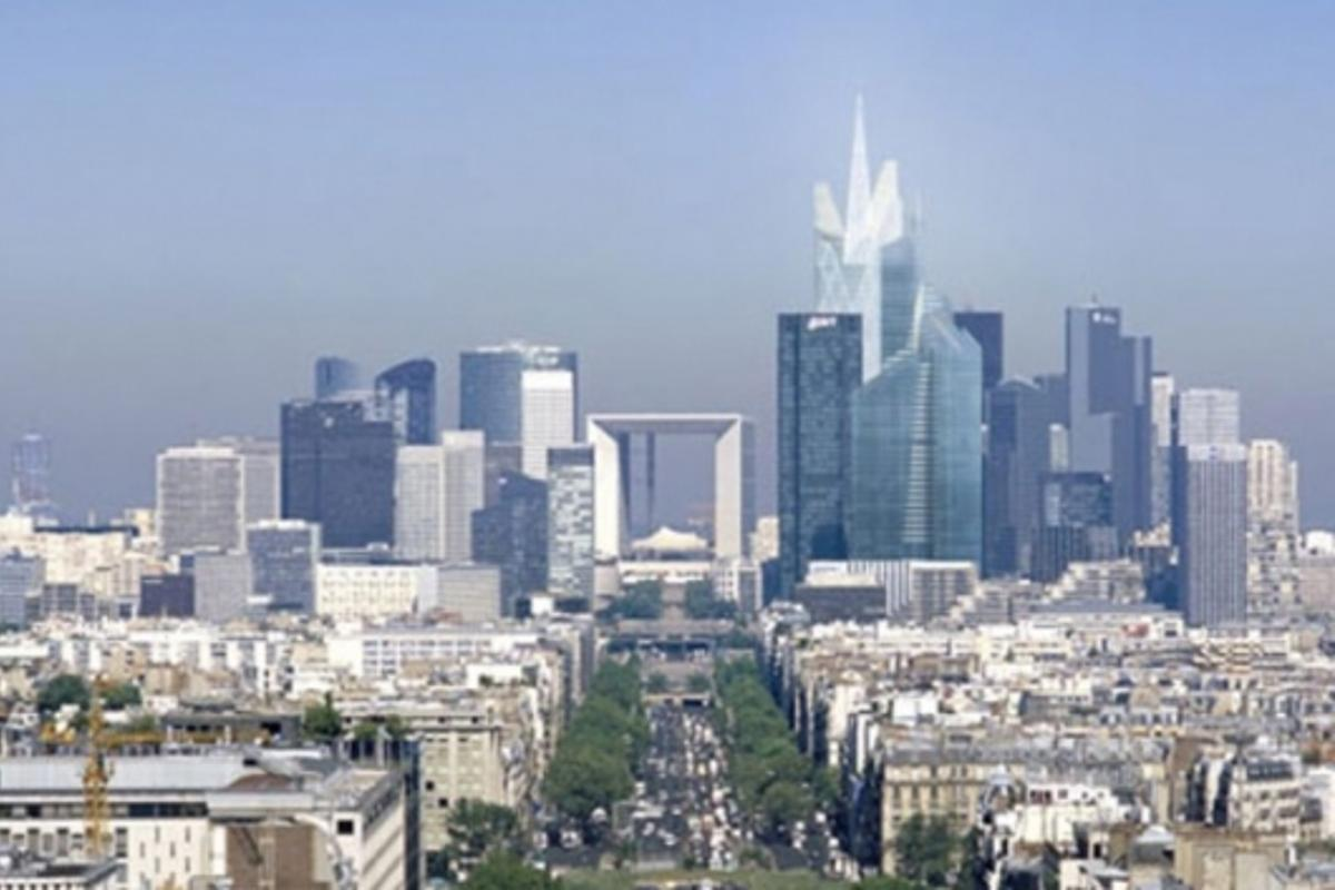 La Defense is undergoing an architectural transformation