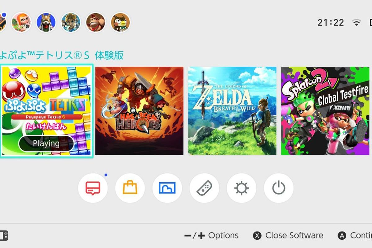 Once you download something from one region, you can play it from any region