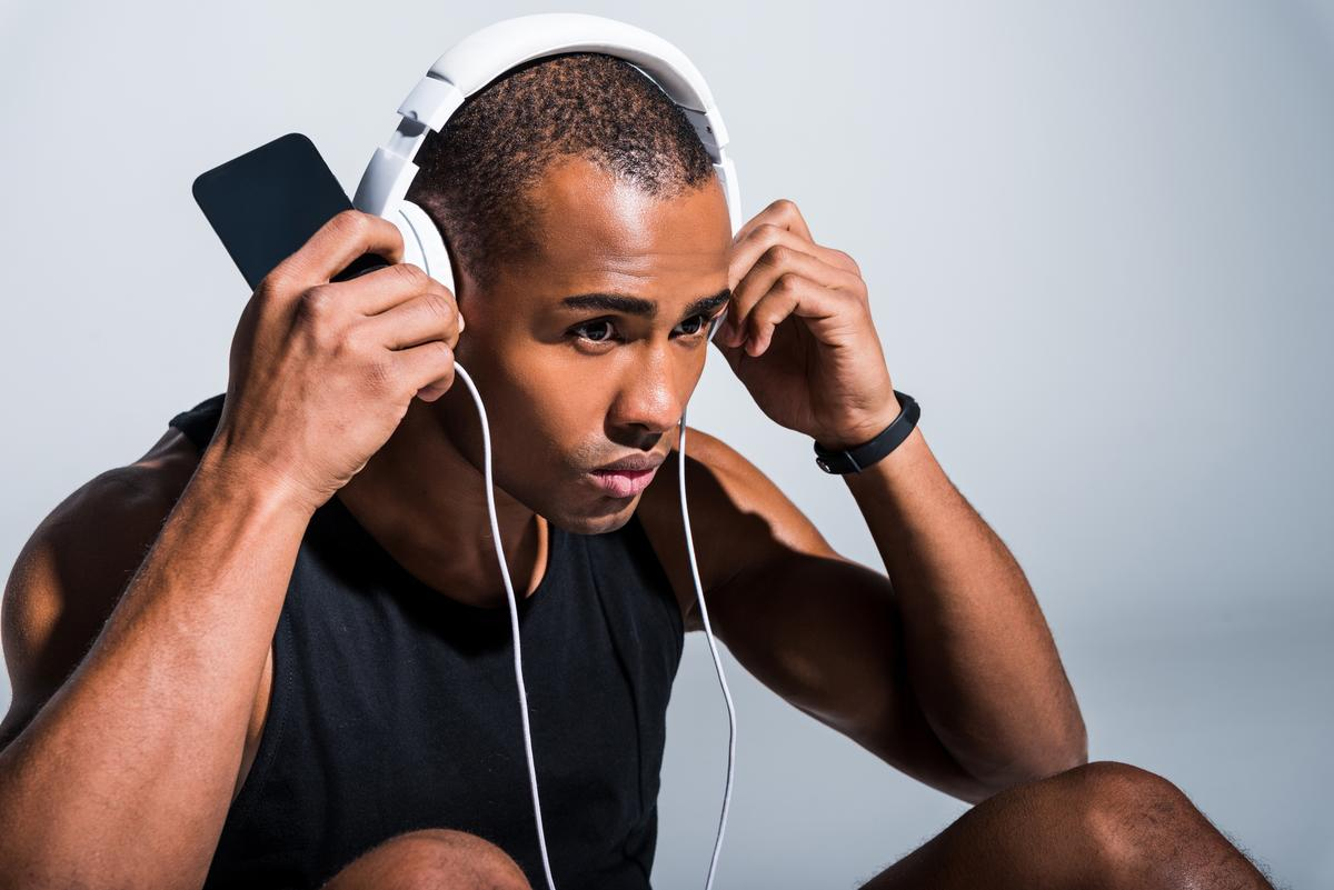 New research suggests music with a bpm of 170 or higher can increase heart rate and make exercise feel easier