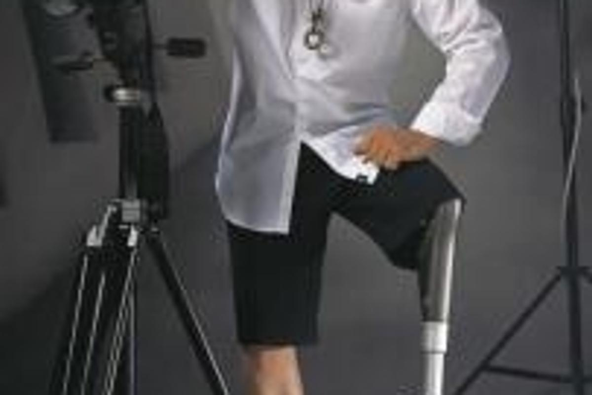 Otto Bock's C-LEG for above-the-knee amputees