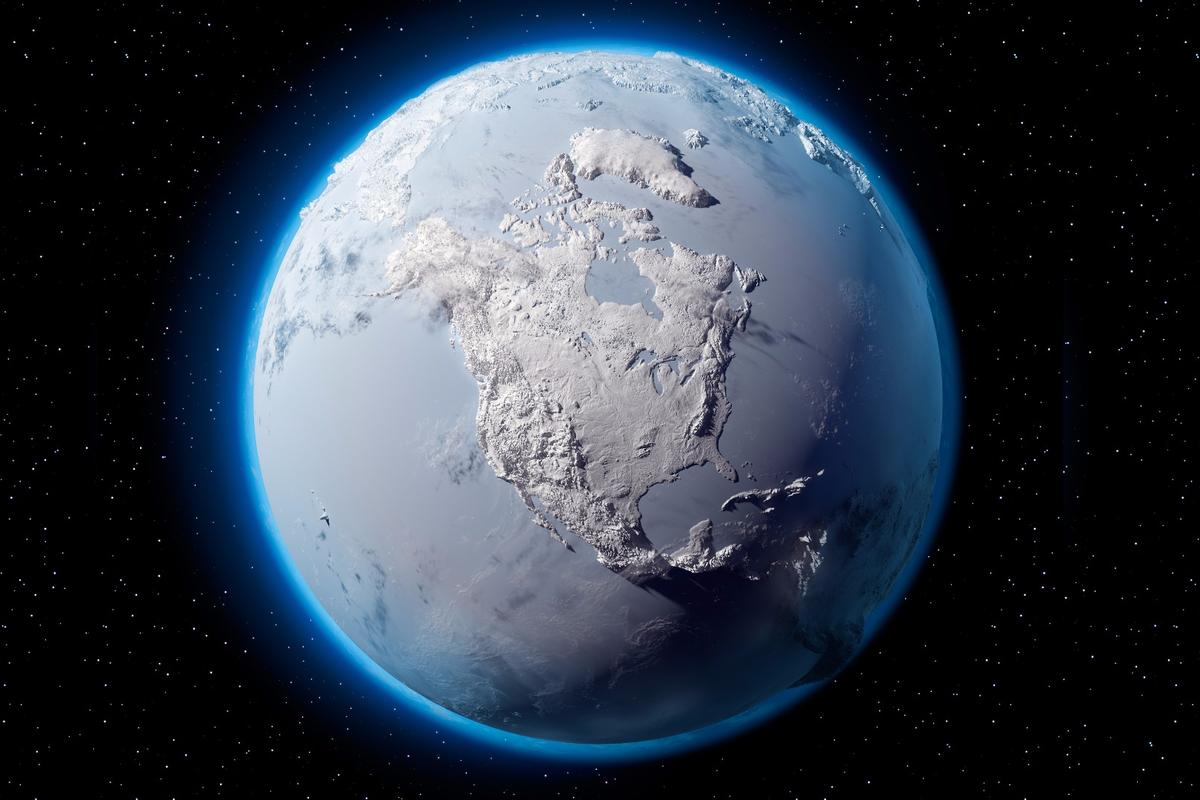 """Snowball Earth"" appears to have led to an explosion in algae growth"