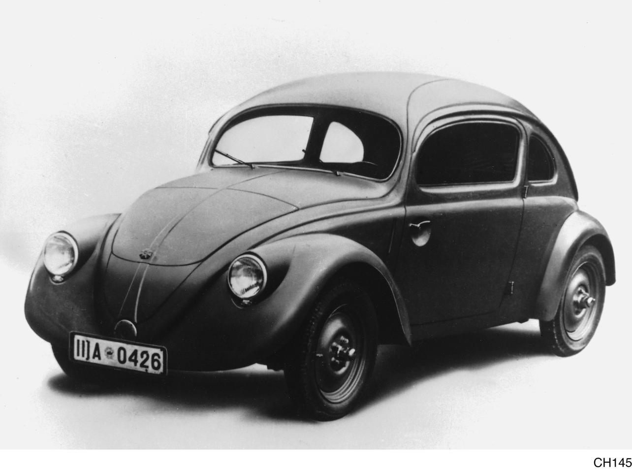 VW 30 прототип с 1937 года