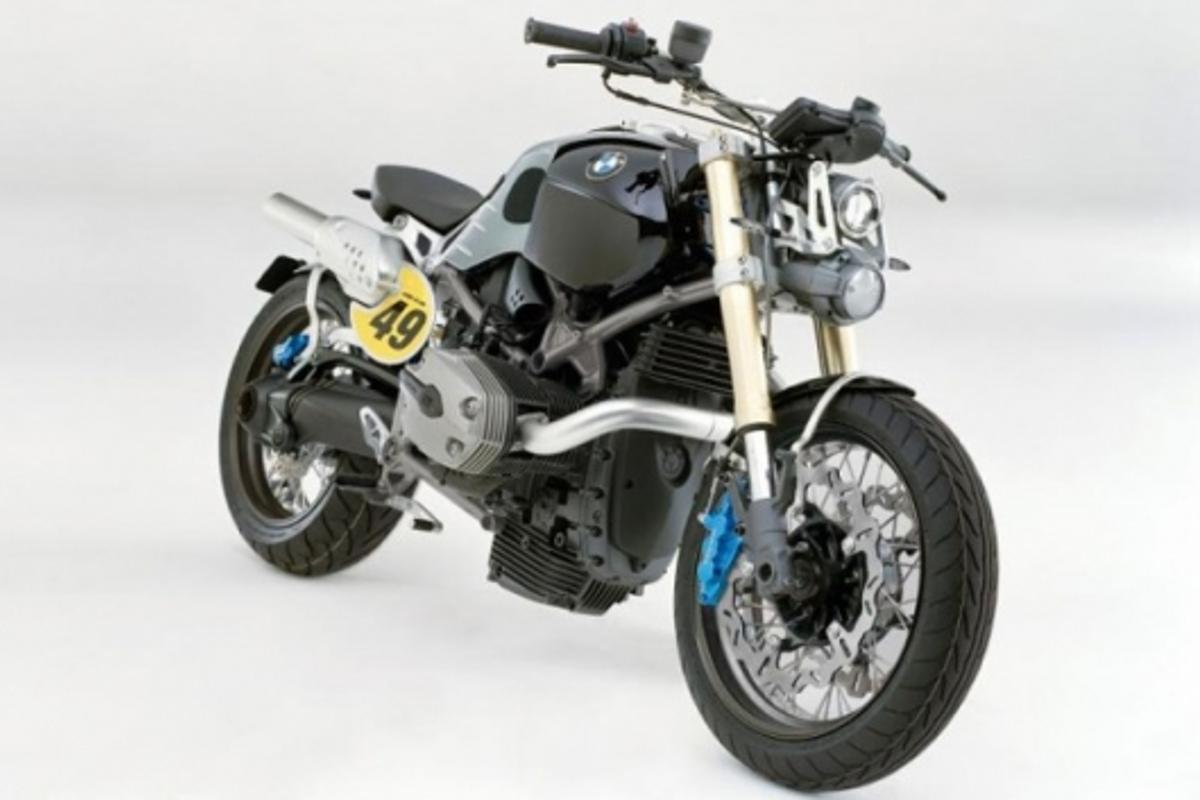 BMW's Lo-Rider concept