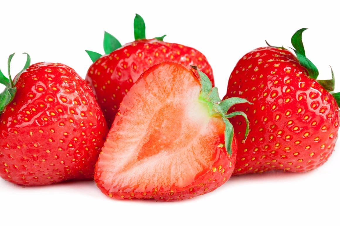 Edible coating more than doubles strawberry shelf life